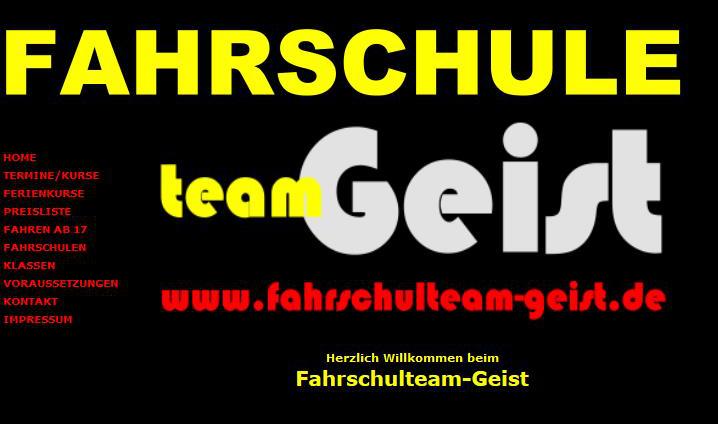 Fahrschule Team Geist