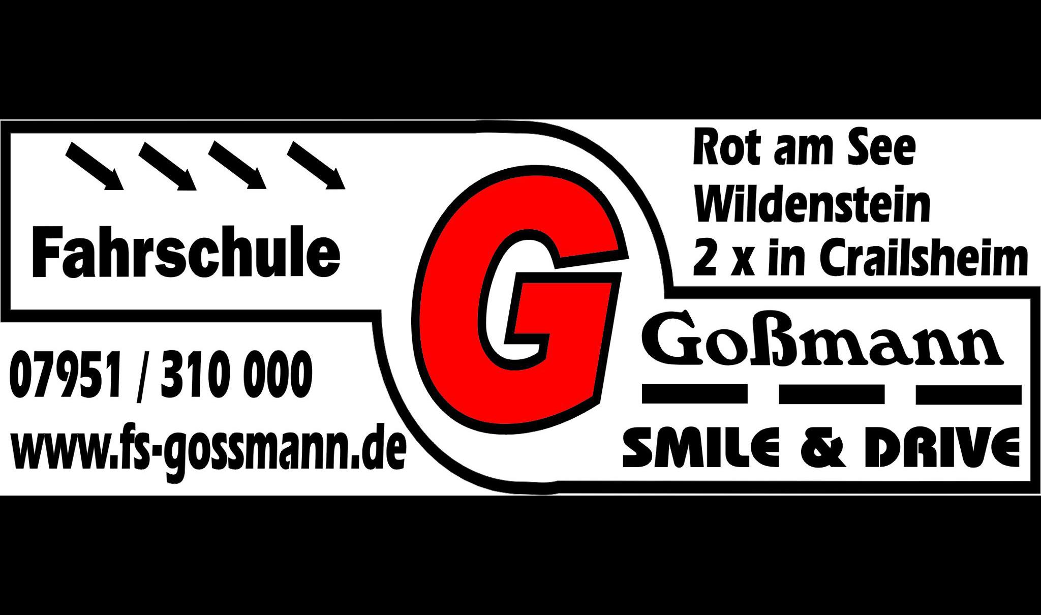 Fahrschule Goßmann -  Smile & Drive