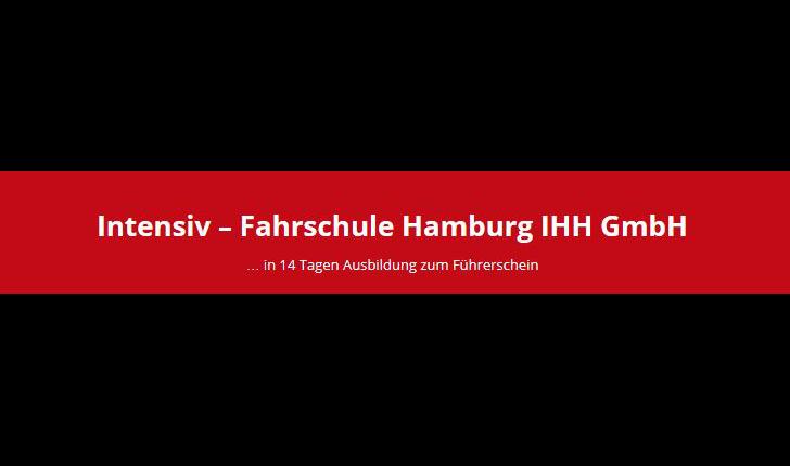 Intensiv – Fahrschule Hamburg IHH GmbH