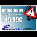 blauweiße Fahrschule D.B.R.GmbH in Duisburg