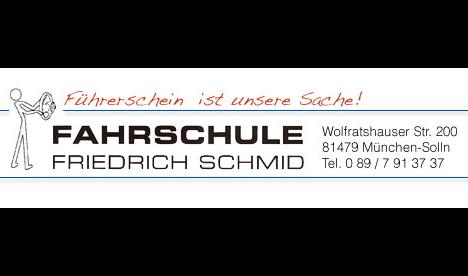 Fahrschule Friedrich Schmid