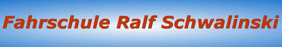 Fahrschule Ralf Schwalinski