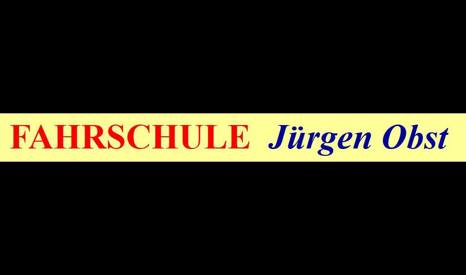 Fahrschule Jürgen Obst