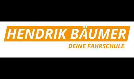 Hendrik Bäumer. Deine Fahrschule