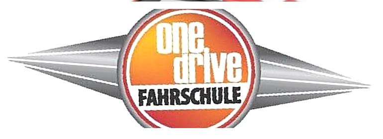 one-drive Fahrschule