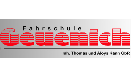 Fahrschule Geuenich Inh. Thomas und Aloys Kann GbR