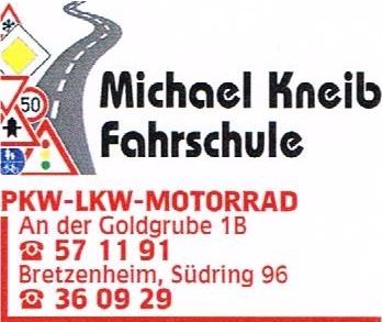 Fahrschule Kneib  Inh. Rainer Röstel