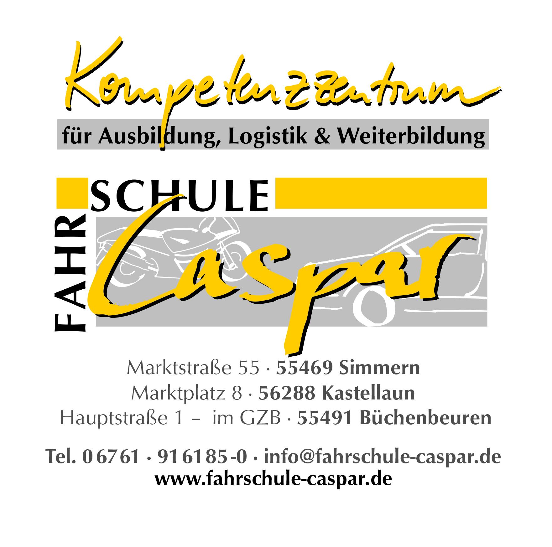 Kompetenzzentrum Fahrschule Caspar