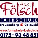 Fahrschule Axel Fölsch in Freudenberg
