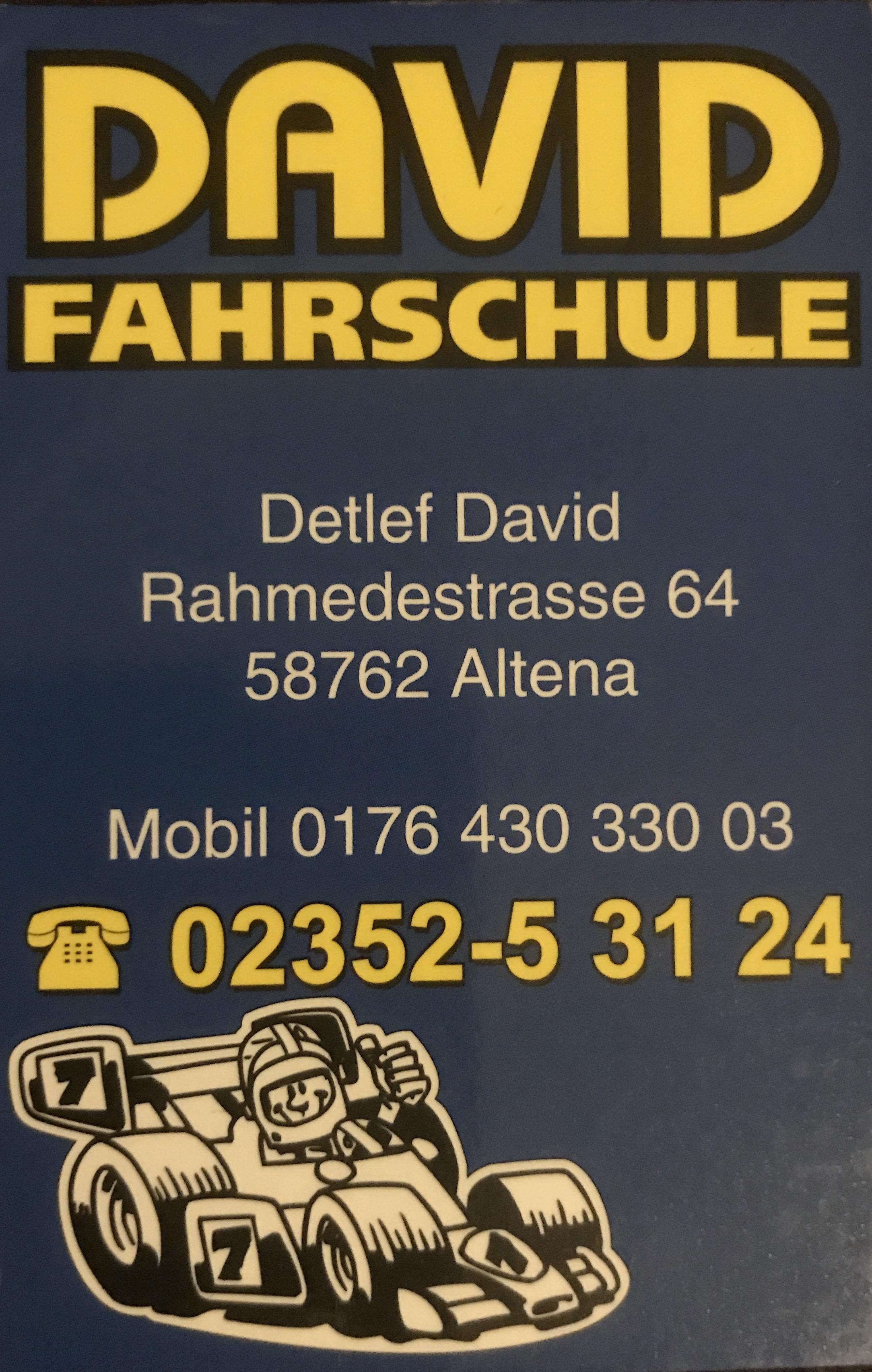 Fahrschule Detlef David