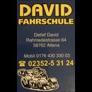 Fahrschule Detlef David in Altena