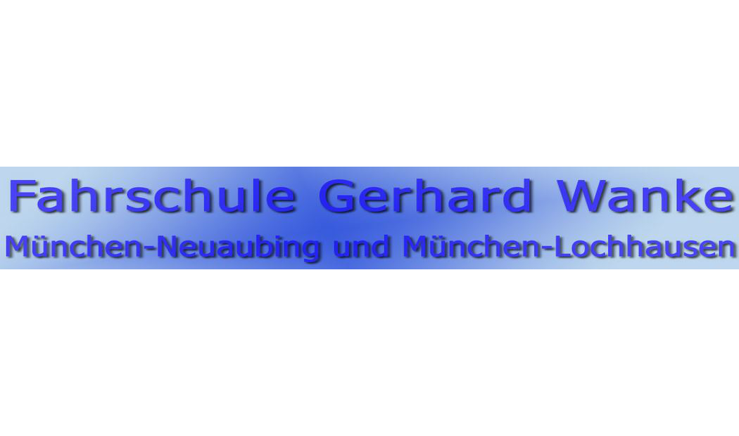Fahrschule Gerhard Wanke
