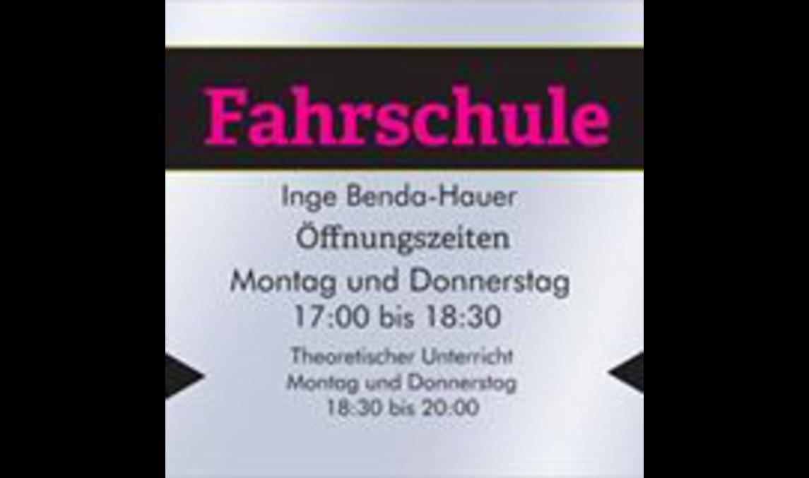 Fahrschule Inge Benda-Hauer