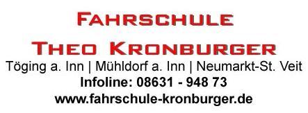 Fahrschule Kronburger