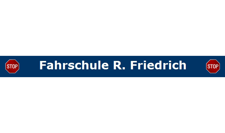 Fahrschule R. Friedrich