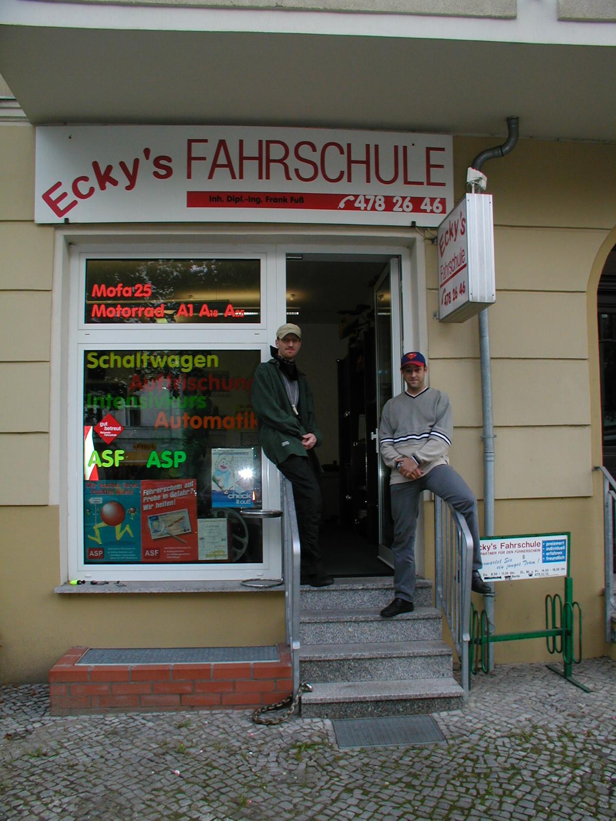 Ecky's Fahrschule U.G.(haftungsbeschränkt)