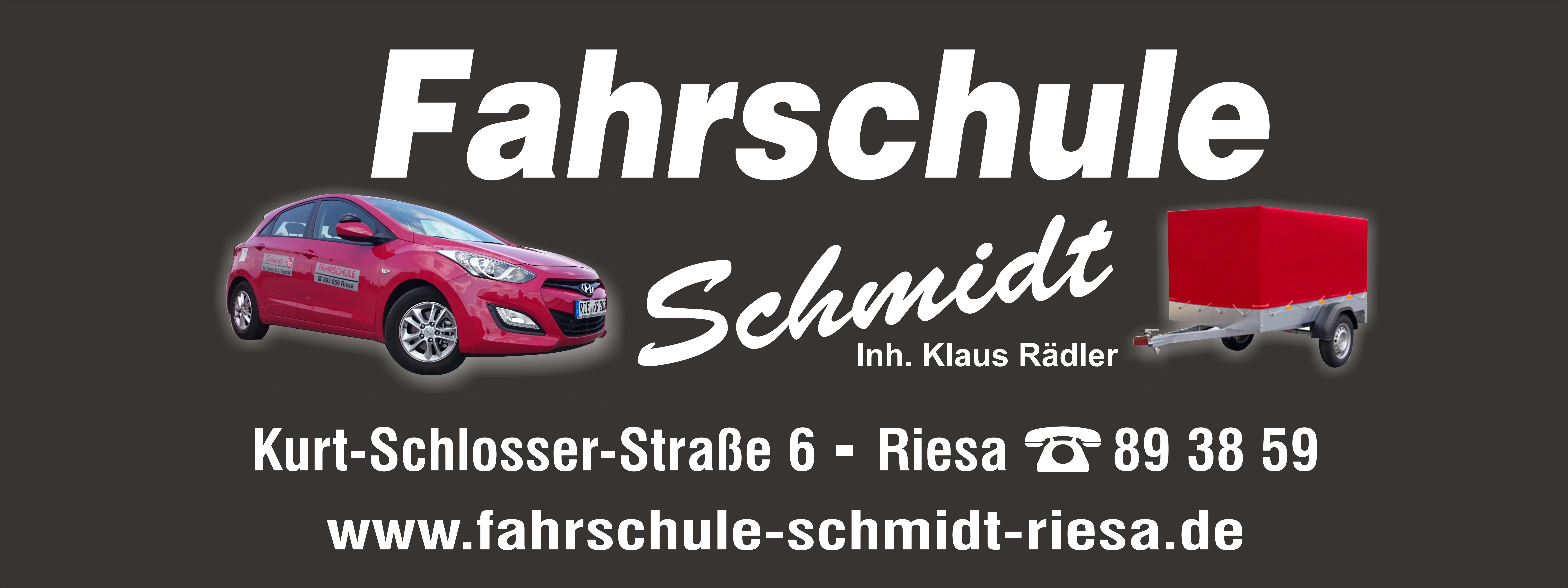 Fahrschule Schmidt Inh. Klaus Rädler