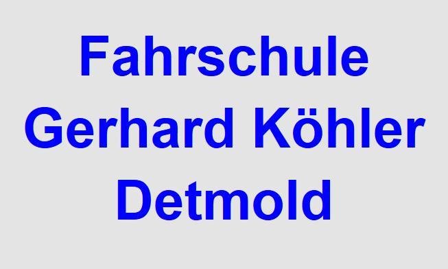 Fahrschule Gerhard Köhler