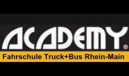 ACADEMY Fahrschule Truck+Bus Rhein-Main GmbH