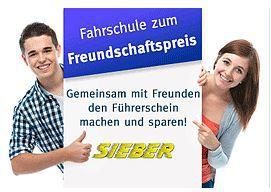 Fahrschule zum Freundschaftspreis!