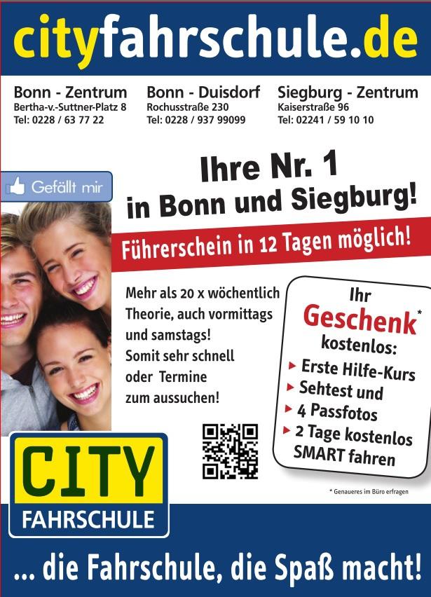 KOSTENLOS: Erste-Hilfe, Sehtest & 4 Passbilder!