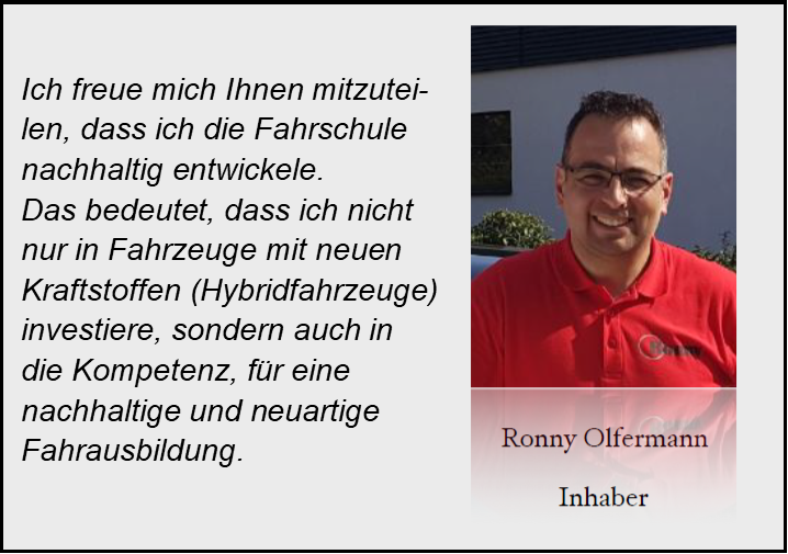 Coaching für die Fahrschüler von Fahrschule Flegel GmbH
